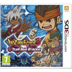 INAZUMA ELEVEN 3 TEAM OGRE ATTACKS 3DS PAL SIFIR