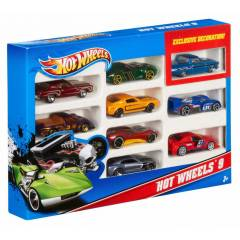Hot Wheels 10'lu Oyuncak Araba Ara� Seti