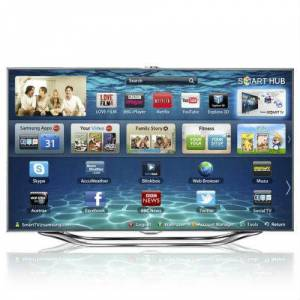 Samsung 40ES8000 Full Hd 3D uydu Smart  ve 2 g�Z