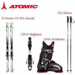 Atomic Kayak Seti 3 (R-Factor CF ETL)