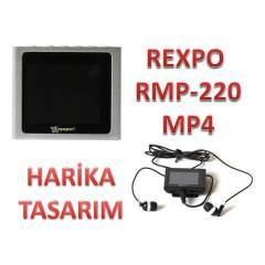 REXPO RMP-190 4 GB MP4 PLAYER