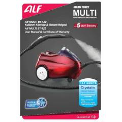 Alf BT-122 Steam Force Multi Buharl� Temizleyici