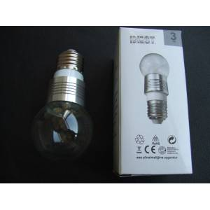 BEST E27 G�N I�I�I 3x1W  POWER LED AMPUL 3 WAT