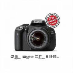 Canon 600D 18-55mm DC III Lens Kit