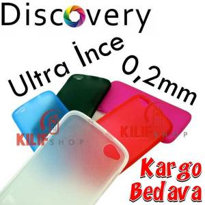 G.Mobile Discovery Ultra �nce Sert K�l�f +3 Film