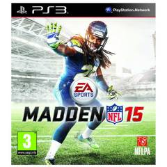 MADDEN NFL 15 PS3 PAL PS3 MADDEN 2015 OR�J�NAL
