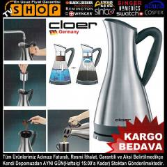 Cloer 5908 Su Is�t�c�s�, Kettle + Kahve Makinesi