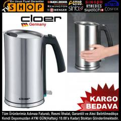 Cloer 4909 Mat �elik Su Is�t�c�s�, Kettle Geldi