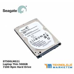 "SEAGATE 500GB 7200 RPM 2.5"" NOTEBOOK HARDDISK"
