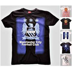 PREMIER LEAGUE FUTBOL FAN ERKEK TSHIRT T���RT
