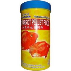 Pets Family Red Parrot Pellet Food 250 ml
