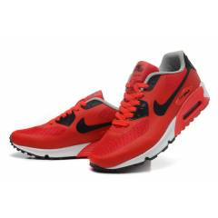 Nike Air Max 90 Hyperfuse Red Spor Ayakkab� 2014