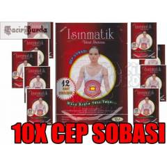 10X V�CUT ISITICISI ISINMAT�K CEP SOBASI