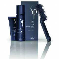 Wella SP Men Pigment Mousse Siyah 60ml