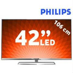 PHILIPS 42PFK6309 AMBILIGHT DVB-S FHD 3D SMART