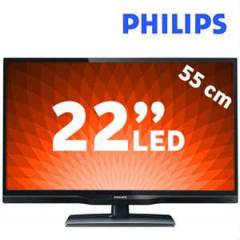 PHILIPS 22PFL3108H/12 Full HD LED TV