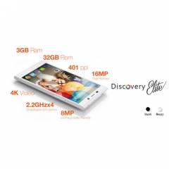 GENERAL MOBILE MOBILE DISCOVERY ELITE WHITE 32