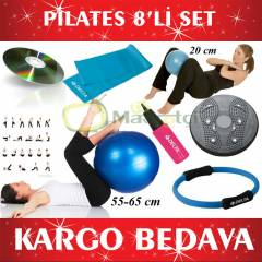 DELTA P�LATES SET� 8 L� PLATES TW�STER �EMBERL�