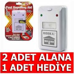 R�DDEX PLUS ELEKTRON�K FARE VE HA�ERE KOVUCU