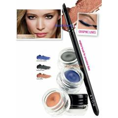 AVON EYELINER SUPERSHOCK + EYE LINER FIR�ASI