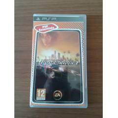 NEED FOR SPEED UNDERCOVER - PSP ORJINAL OYUN
