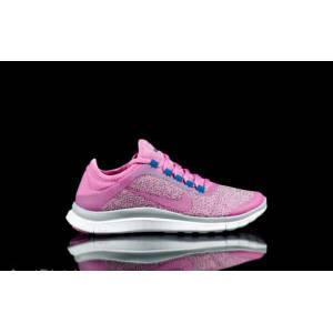 NIKE FREE 3.0 V5 WMNS Gray-pink Running Shoes