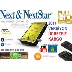 Next Minix HD Amigo Full HD Uydu Al�c�s� +FATURA
