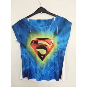 japon style bluz g�mlek body superman bask�l�