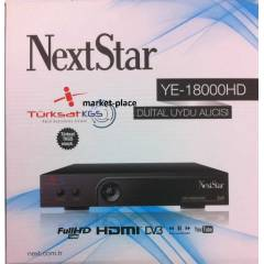 Next Ye 18000 HD Full HD Uydu Al�c� Display Menu