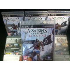 ASSASSIN'S CREED 4 BLACK FLAG PS3 �CRETS�Z KARG