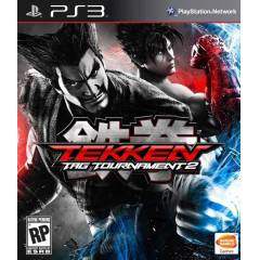 TEKKEN TAG TOURNAMENT 2 - PS3 �CRETS�Z KARGO