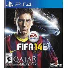 PS4 FiFA 14 FiFA 2014 PS4 PLAY STATiON 4  STOKTA