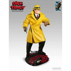 Dick Tracy Statue -Sideshow