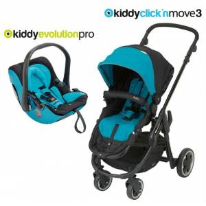 Kiddy Click'n Move Travel Sistem Bebek Arabas�