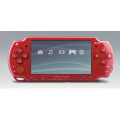 SONY KIRMIZI  PSP 2004 SLIM MODEL + 8 GB HAFIZA
