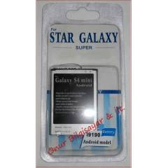 �in Kore SAMSUNG GALAXY S4 Mini i9190 Batarya
