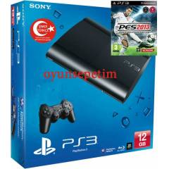Sony Playstation 3 12gb -Ps3 12gb +pes 2013 oyun