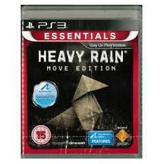 HEAVY RAIN PS3 MOVE PS3 OYUN
