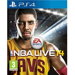 Ps4 NBA L�VE 14  PS4 OYUN