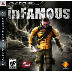 INFAMOUS Ps3 oyun