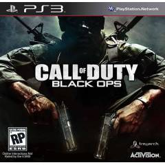 CALL OF DUTY BLACK OPS Ps3 oyun