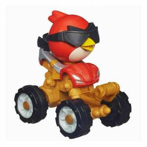 Angry Birds Go! Red Bird Basher