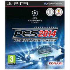 PES 2014 - PES 14  Ps3 oyun �NG�L�ZCE MEN�
