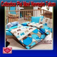 Cotton box  P�S� M BEBEK Nevresim tak�m�