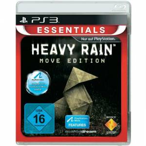 HEAVY RAIN PS3 OYUN PS MOVE EDITION - SIFIRR