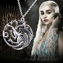 GAME OF THRONES KHALEES� EJDERHA TARGAR�AN KOLYE