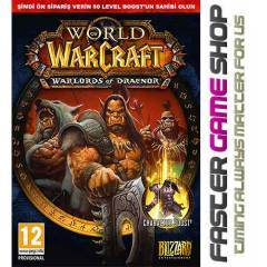 World of Warcraft Warlords of Draenor EU Key