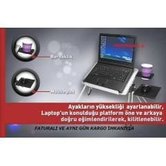 AL�M�NYUM NOTEBOOK - LAPTOP MASASI ( SO�UTUCU )