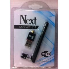Next  Wi-Fi Ethernet W�reless 2,4