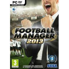 PC FM 2013+FOOTBALL MANAGER 2013